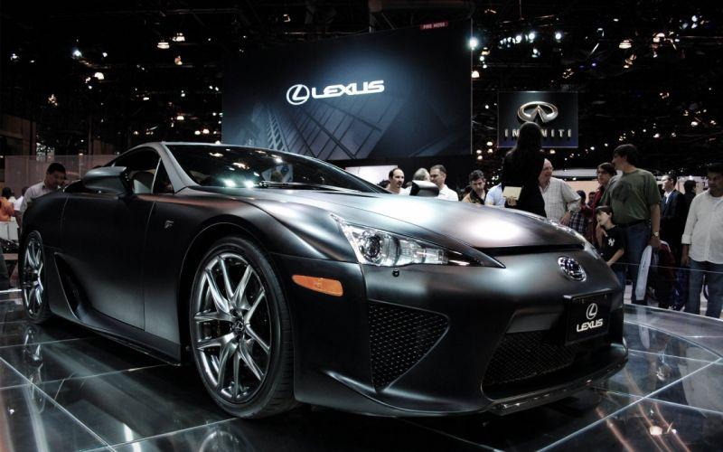Lexus LF-A wallpaper