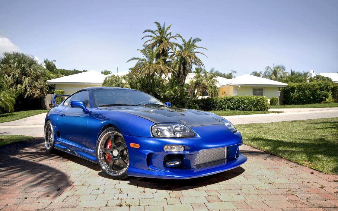 Toyota supra tuning cars coupe japan turbo wallpaper | 2560x1600 ...