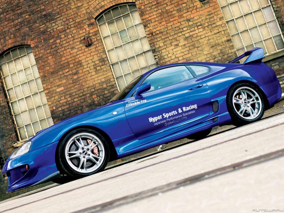 toyota supra tuning cars coupe japan turbo wallpaper