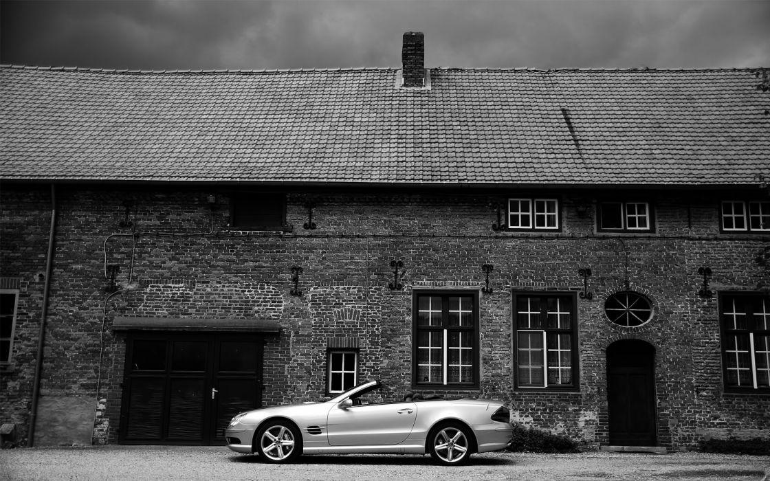 Mercedes-Benz 55 AMG wallpaper