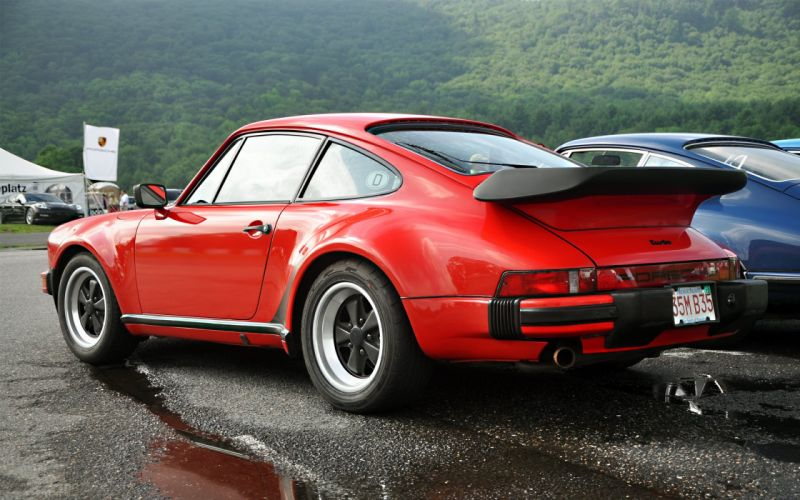 Porsche 930 Turbo wallpaper