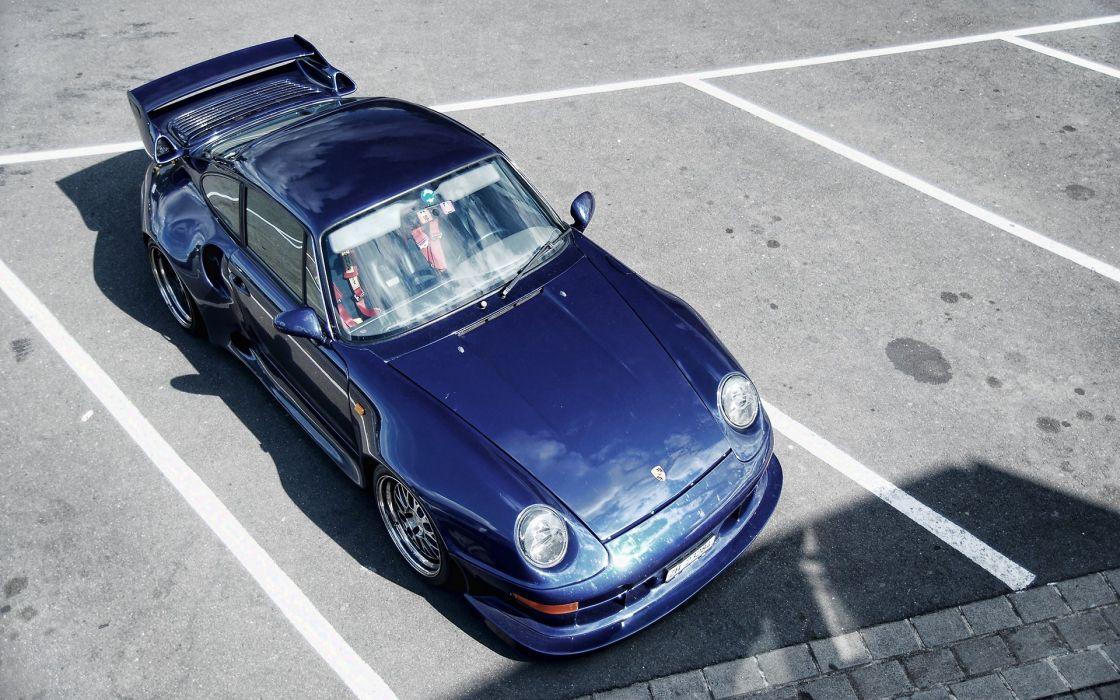 Porsche 993 GT2 wallpaper