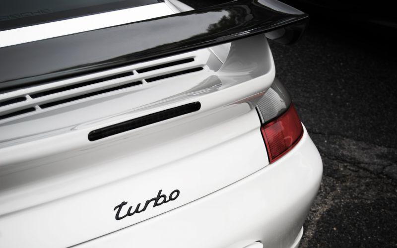Porsche 996 Turbo wallpaper