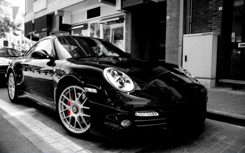 Porsche 997 Turbo wallpaper