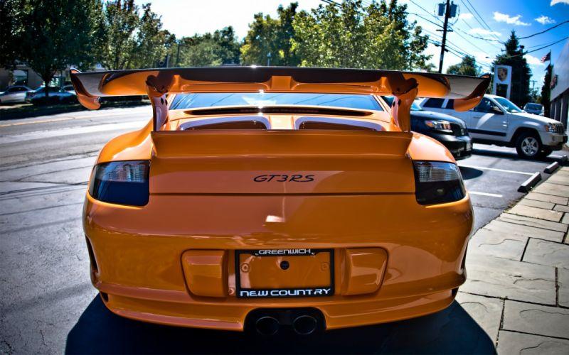 Porsche GT3 RS wallpaper