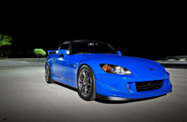 honda S2000 roadster cars tuning japan wallpaper