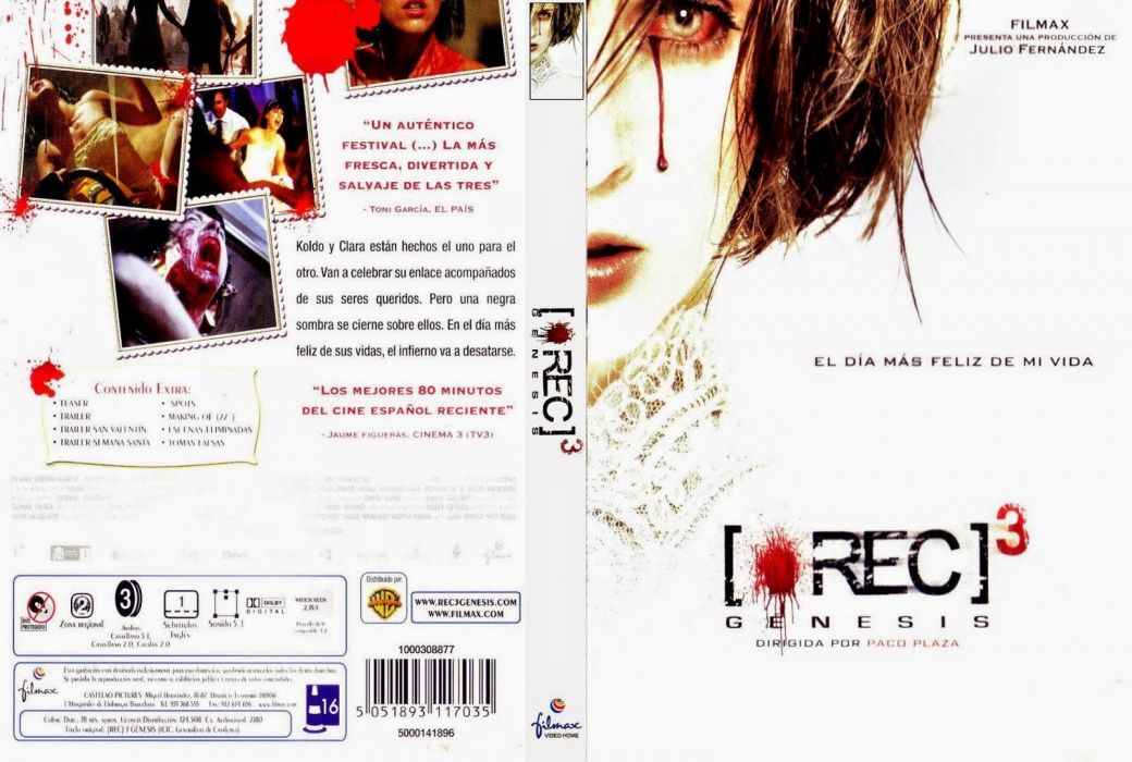 REC horror dark apocalyptic thriller rec sci-fi demon (14) wallpaper