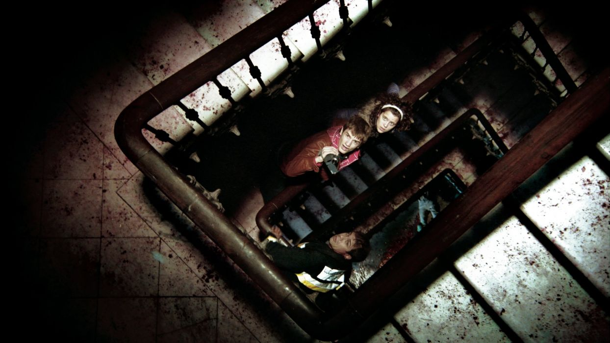 REC horror dark apocalyptic thriller rec sci-fi demon (20) wallpaper