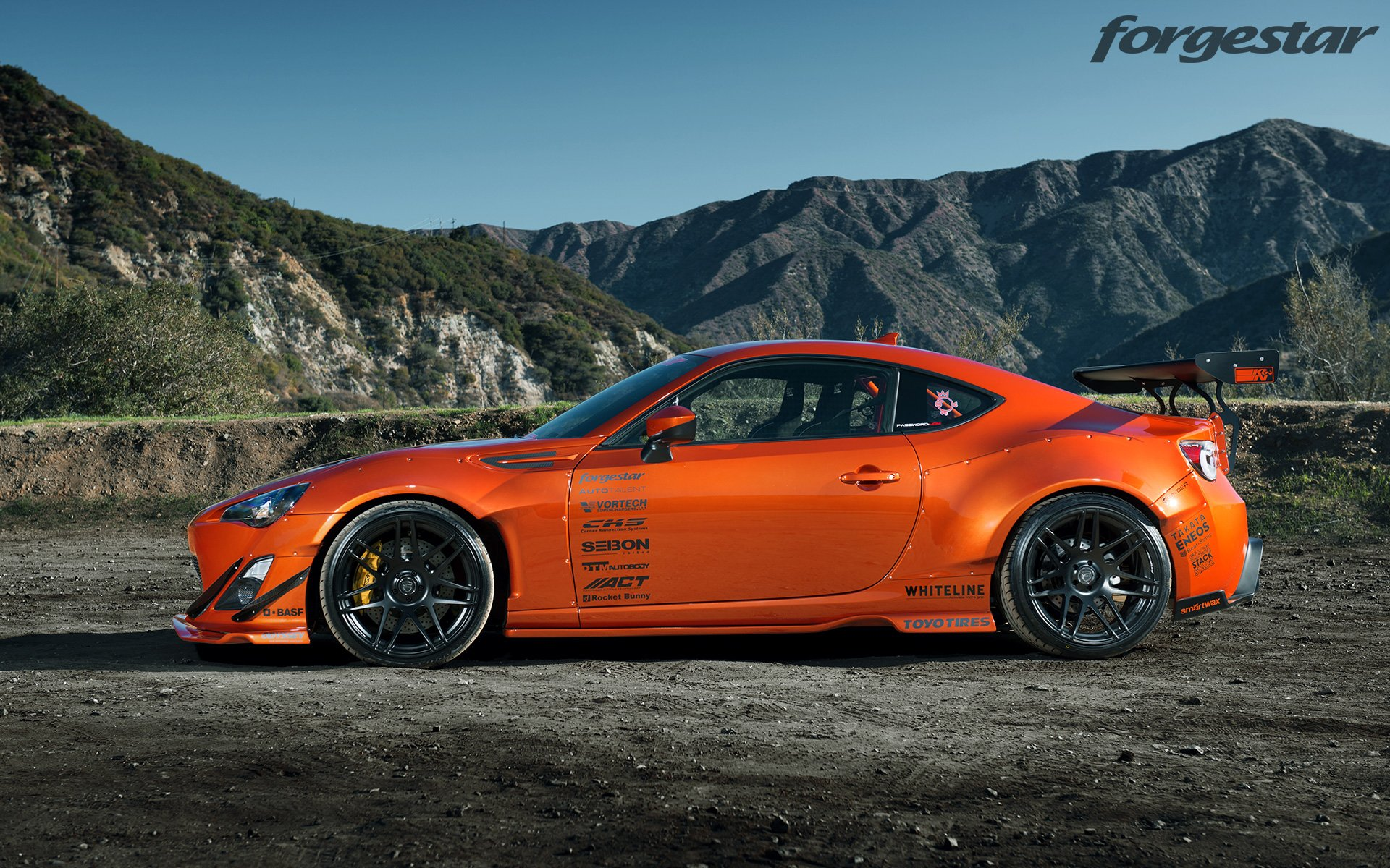 Toyota Gt86 Scion Frs Subaru Brz Coupe Tuning Cars Japan Wallpaper