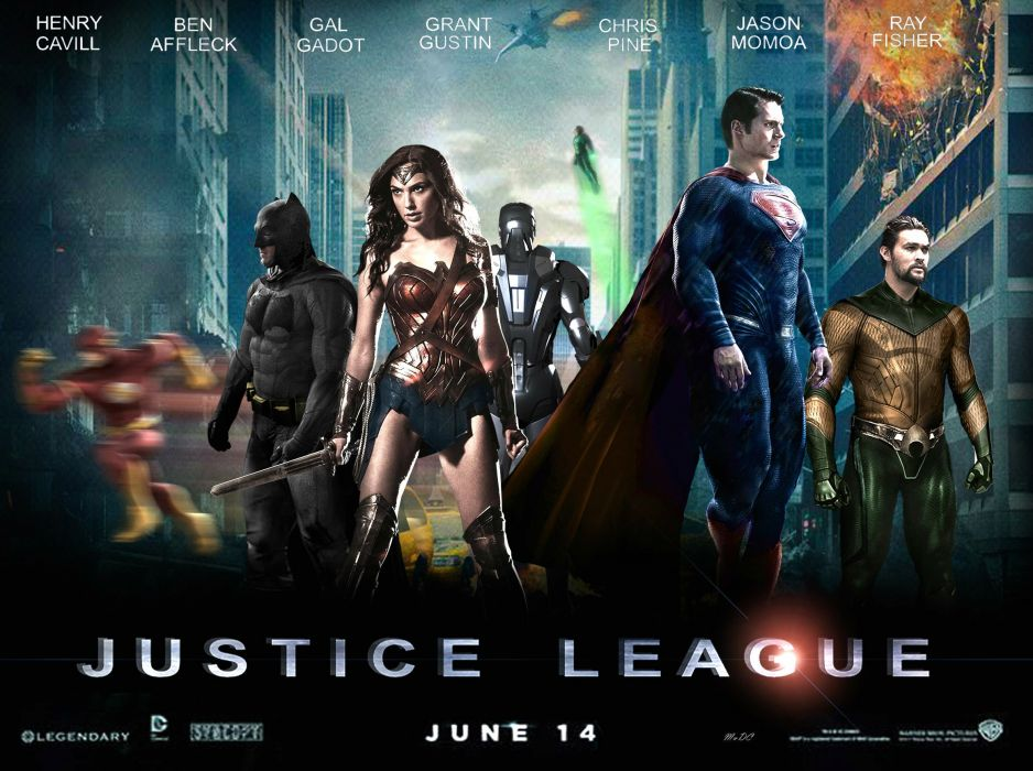 JUSTICE LEAGUE batman superman wonder woman wallpaper
