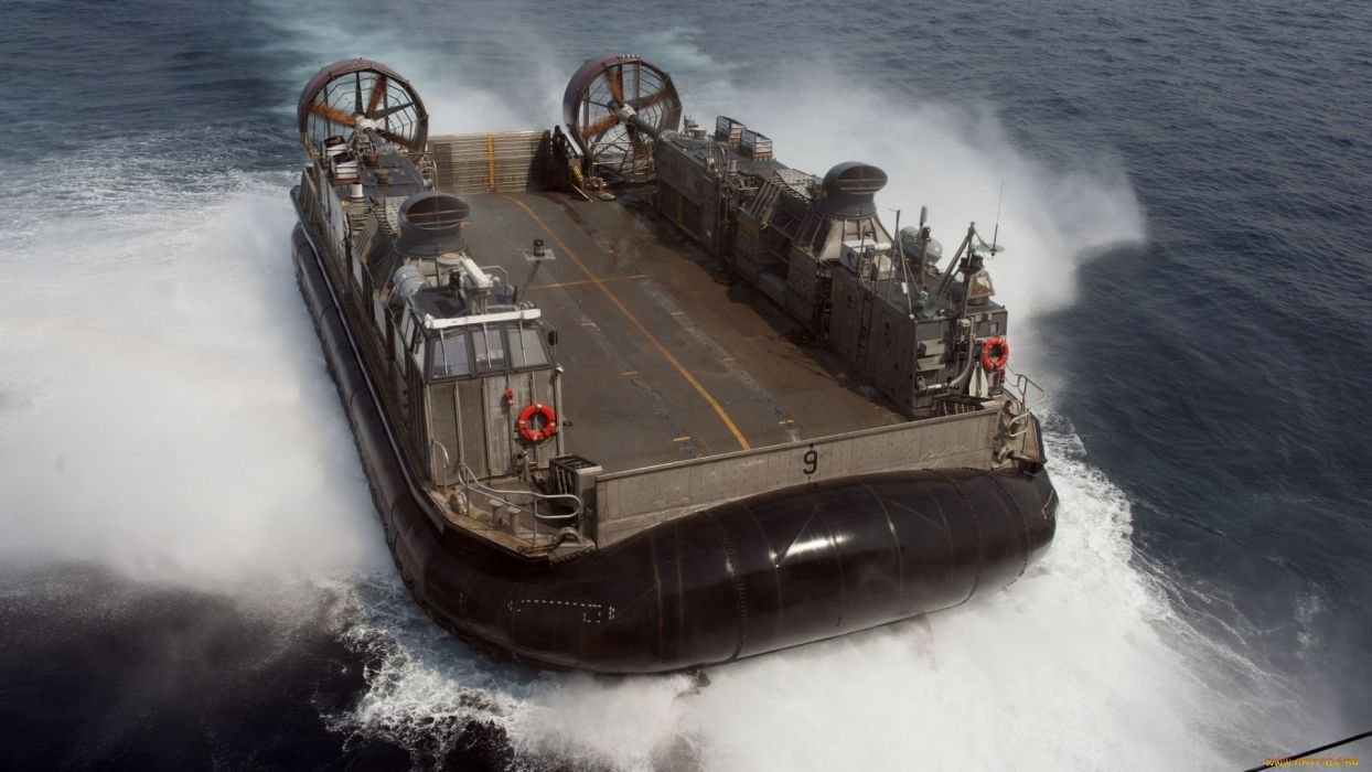 watercraft hovercraft water vehicle wallpaper