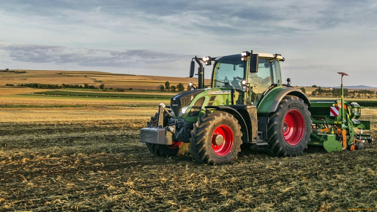 tractor machine machinery vehicle wallpaper