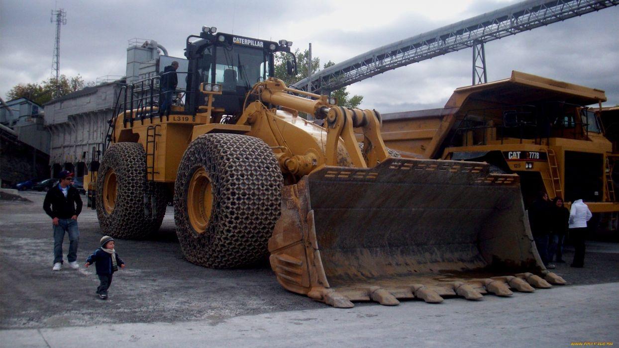 dozer big bulldozer machine wallpaper