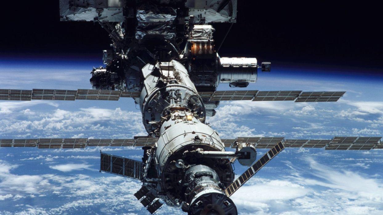 space satelite planets wallpaper