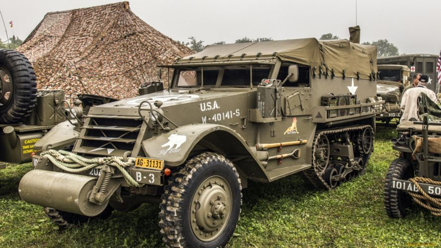 truck military army vehicle wallpaper