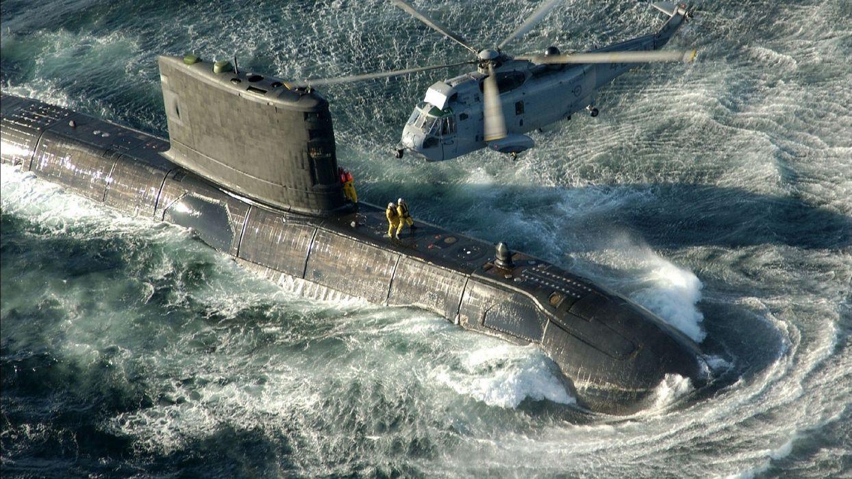 submarine watercraft military sea army vehicle wallpaper