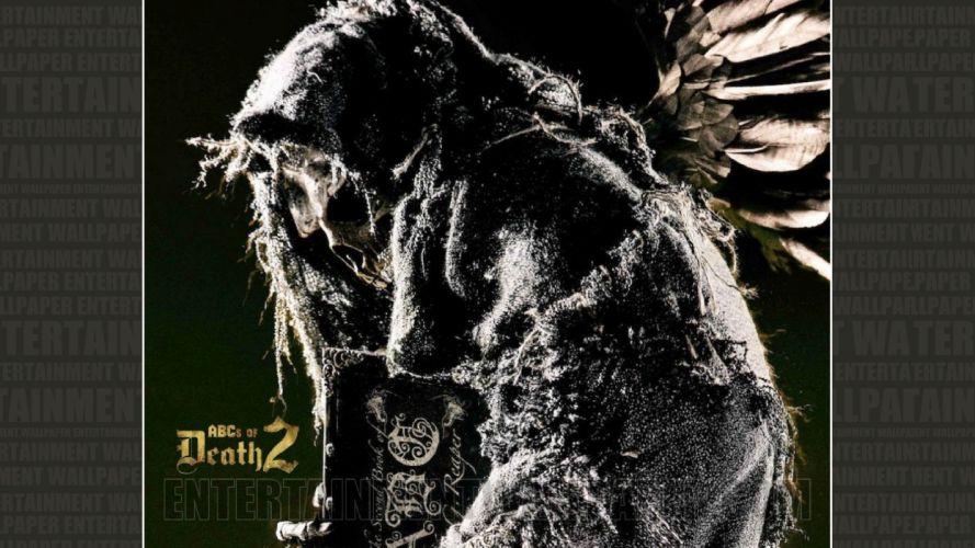 ABCs OF DEATH comedy horror dark anthology death evil reaper wallpaper