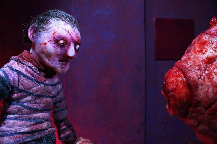 ABCs OF DEATH comedy horror dark anthology death evil cartoon blood monster wallpaper