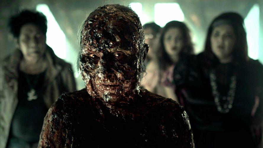 ABCs OF DEATH comedy horror dark anthology death evil monster demon zombie wallpaper