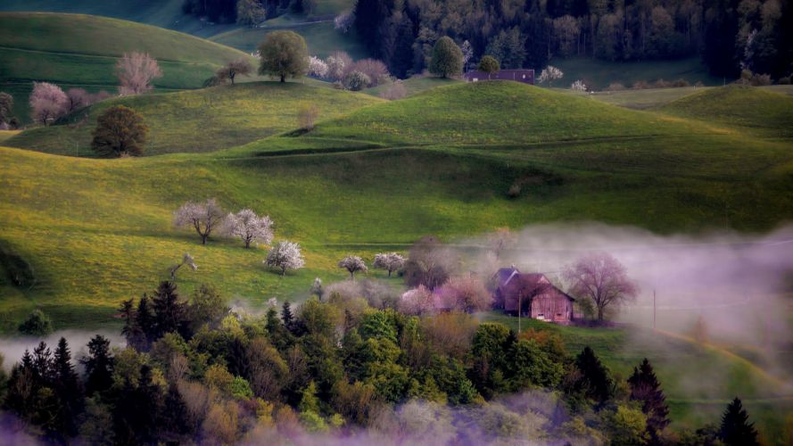 nature landscape beautiful wild wallpaper