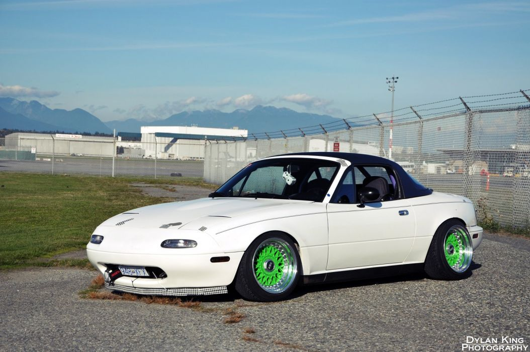 mazda-miata mazda-MX5 coupe roadster japan tuning cabriolet cars wallpaper