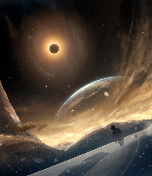 earth stay space planets sun wallpaper