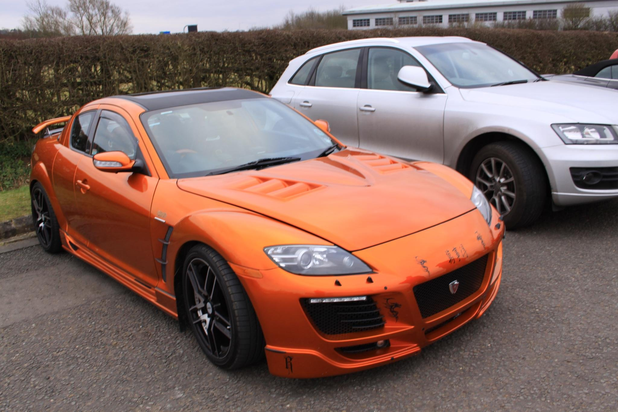 mazda rx8 coupe tuning japan body kit cars wallpaper. Black Bedroom Furniture Sets. Home Design Ideas