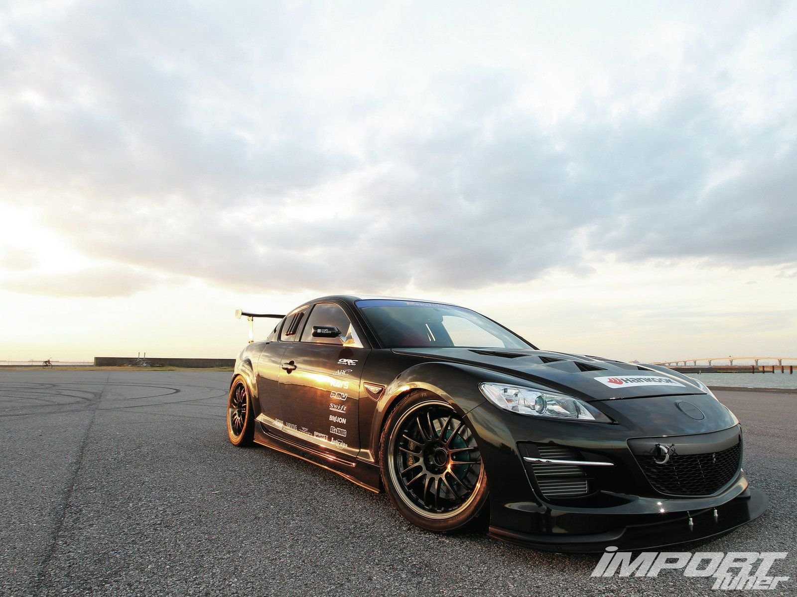 mazda rx8 coupe tuning japan body kit cars wallpaper 1600x1200 498782 wallpaperup. Black Bedroom Furniture Sets. Home Design Ideas