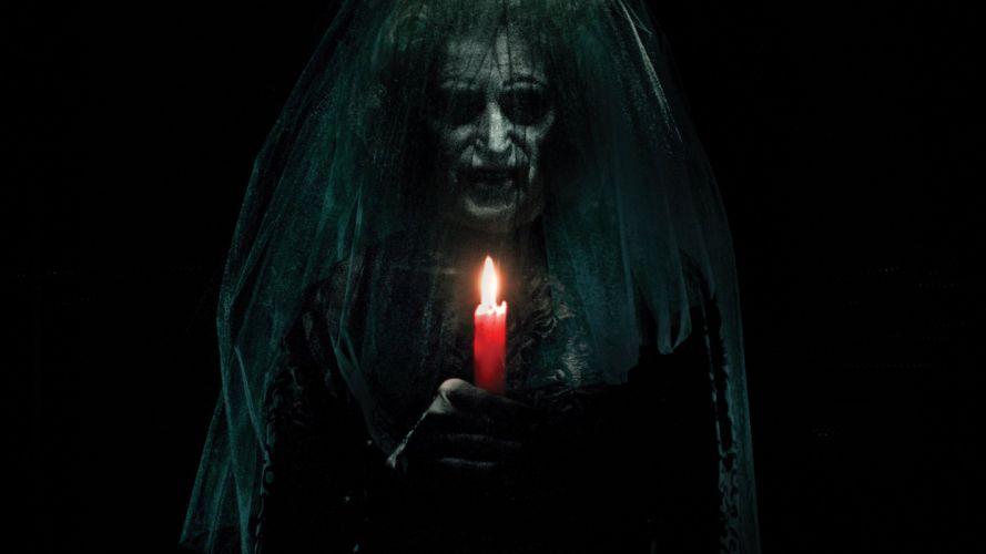 INSIDIOUS supernatural horror dark thriller witch evil wallpaper