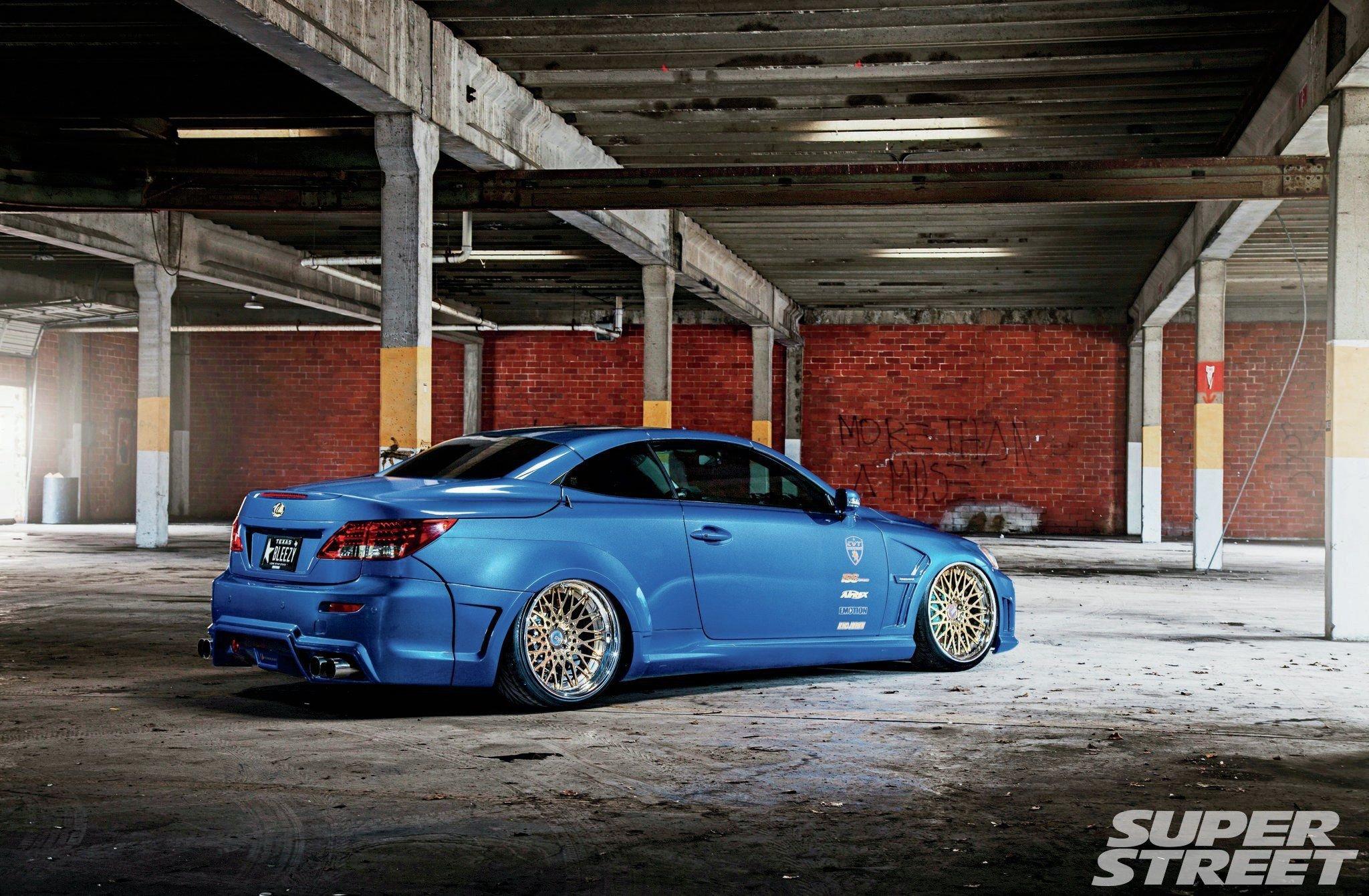 Lexus Is 250 Is 300 Japan Cars Tuning Wallpaper
