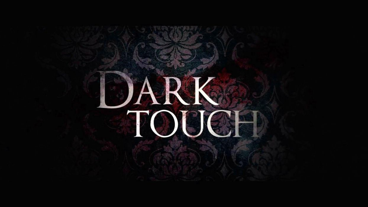 DARK TOUCH horror dark supernatural wallpaper