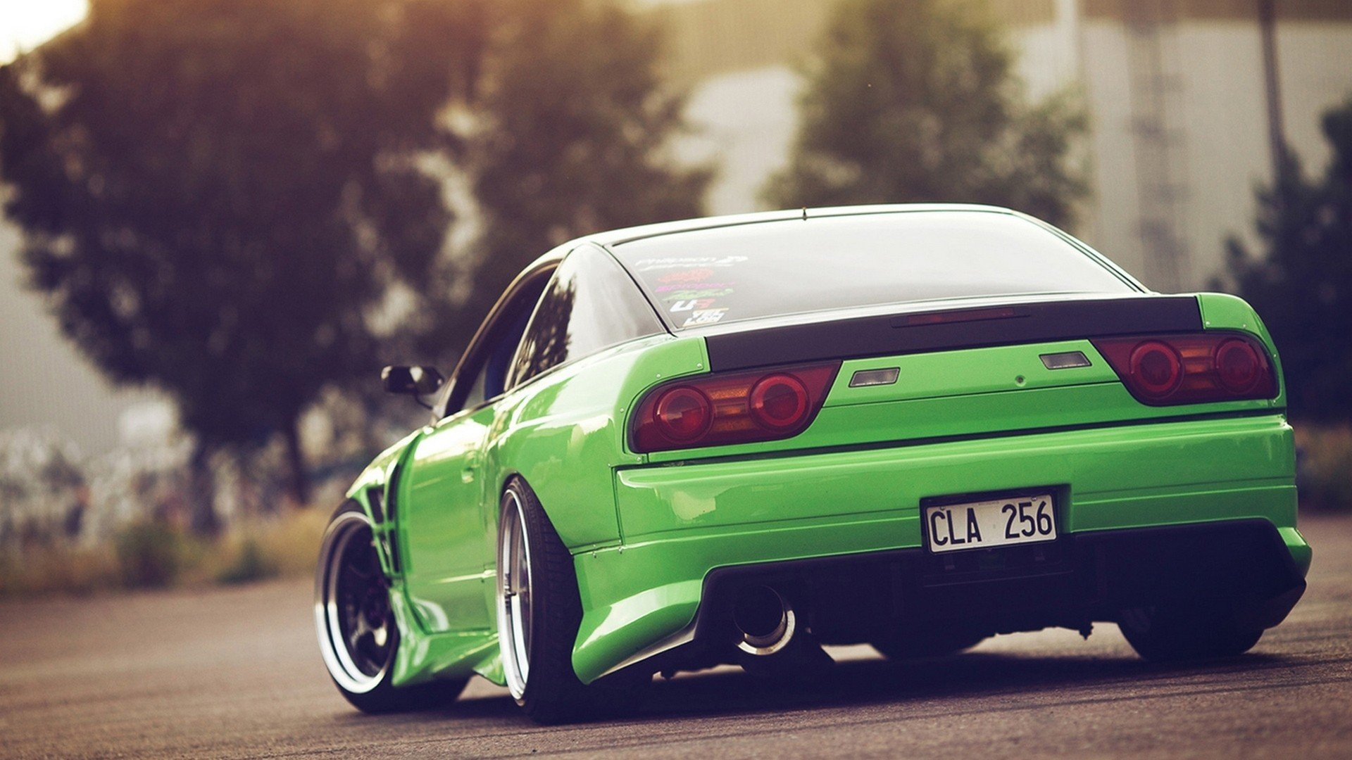 Nissan 240sx Coupe Japan Tuning Cars Wallpaper 1920x1080