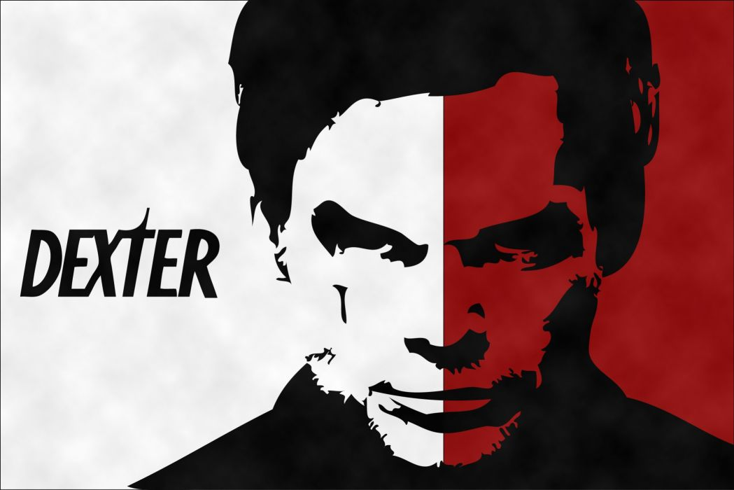 DEXTER crime drama mystery series killer comedy horror dark wallpaper
