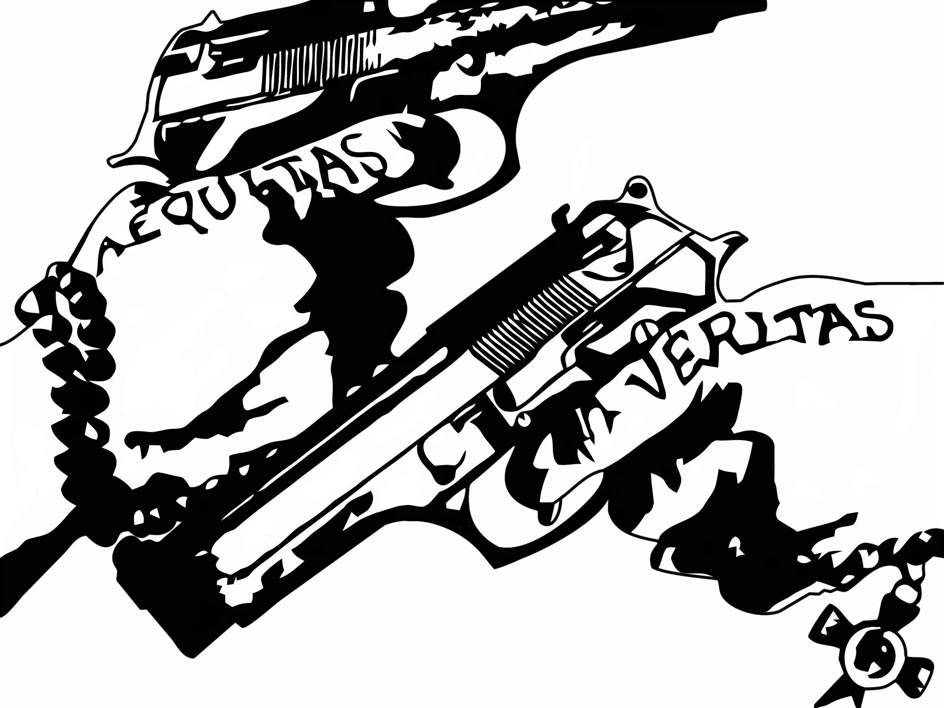 boondock saints action crime thriller weapon gun pistol wallpaper