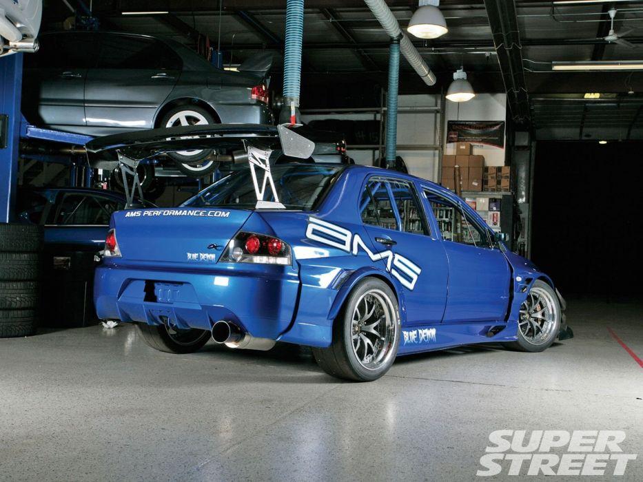 mitsubishi lancer evolution sportcars rallycars tuning japan sedan cars wallpaper