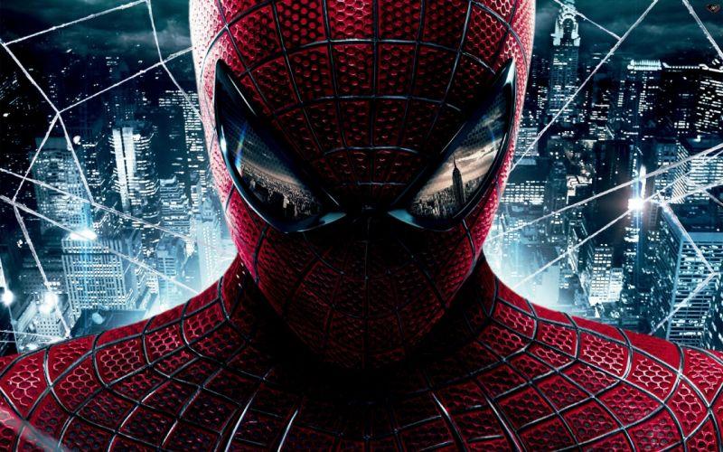 The new Spider-Man Andrew Garfield suit hero film wallpaper
