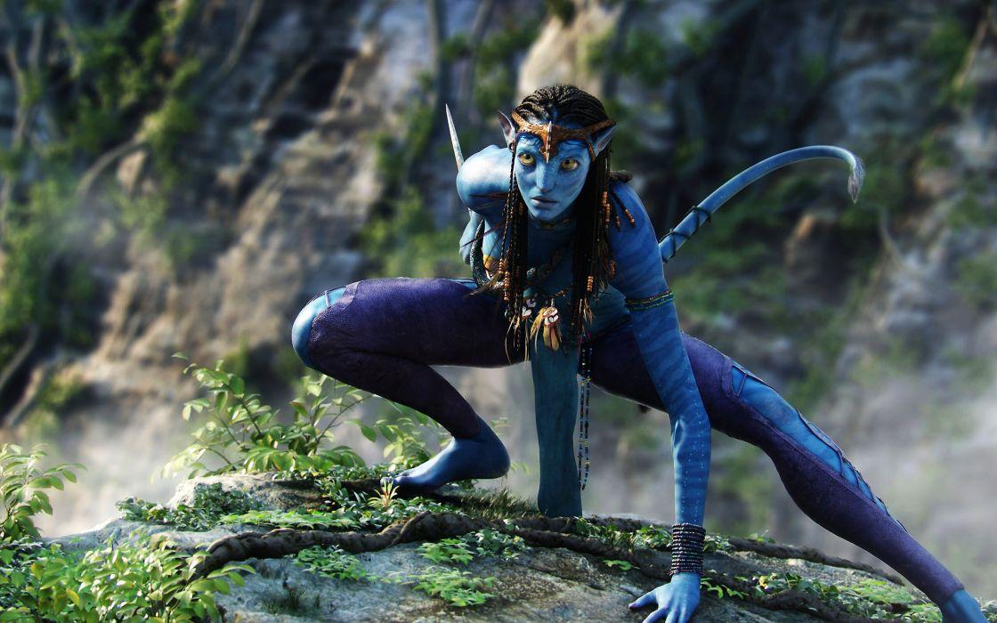 Movies Avatar miscellanea Actors fantastika fentezi wallpaper