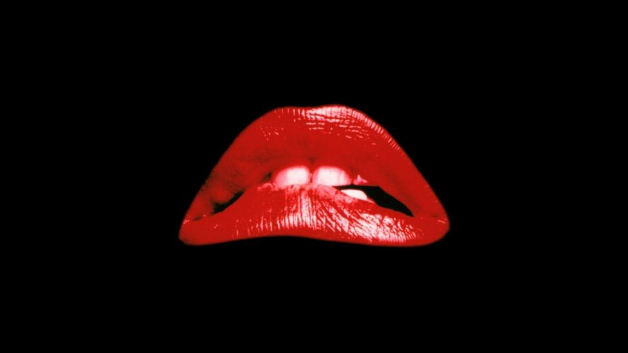 ROCKY HORROR PICTURE SHOW musical comedy horror dark wallpaper