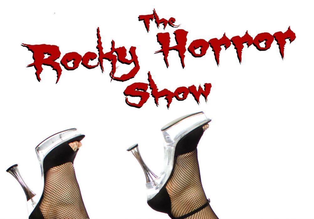 ROCKY HORROR PICTURE SHOW musical comedy horror dark wallpaper