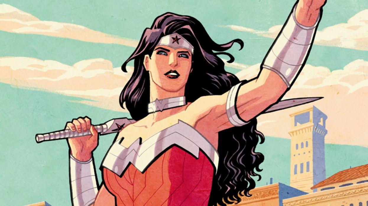 Wonder Woman 35 wallpaper