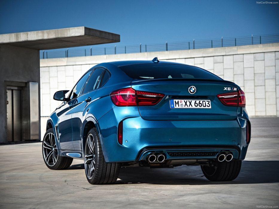 BMW X6-M 2016 cars suv wallpaper