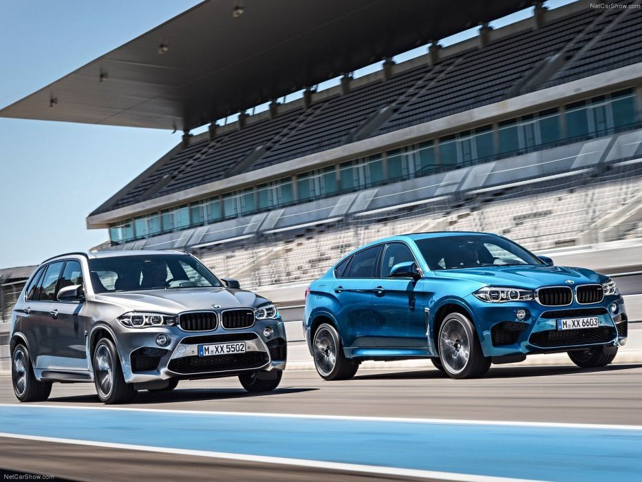 BMW X6-M 2016 cars suv wallpaper
