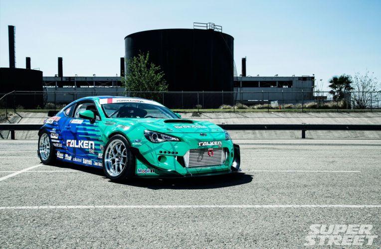 subaru-brz coupe tuning cars japan wallpaper