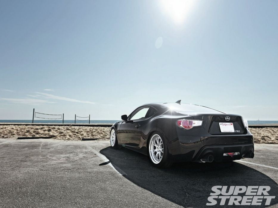 Scion FR-S coupe tuning usa japan cars wallpaper