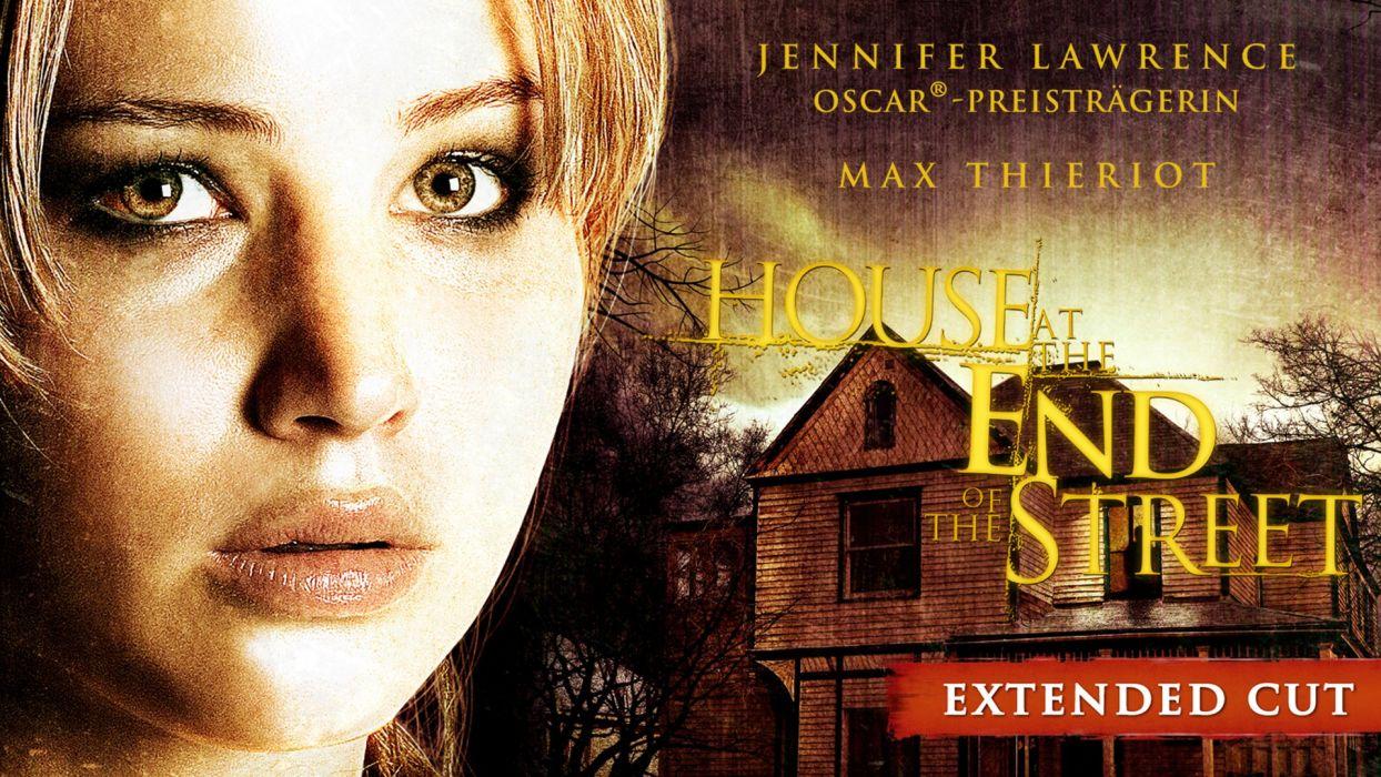 HOUSE END STREET horror mystery thriller dark wallpaper