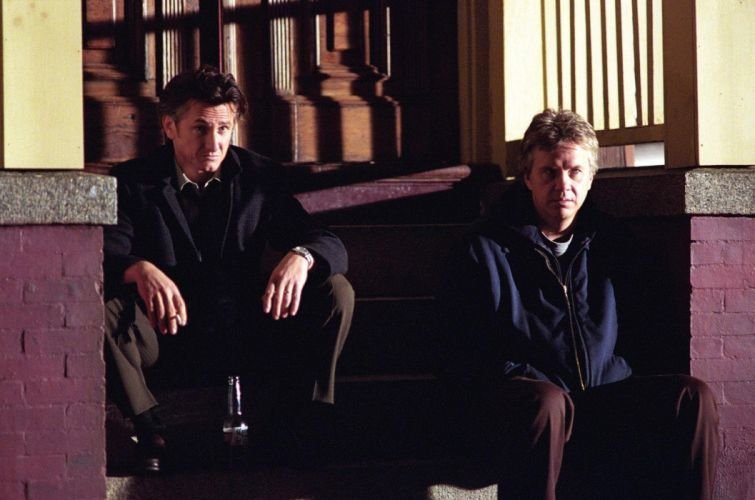 MYSTIC RIVER penn crime drama mystery eastwood wallpaper