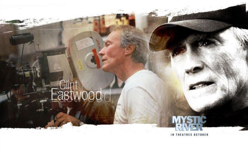 MYSTIC RIVER penn crime drama mystery eastwood wallpaper