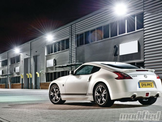 370Z cars Coupe Japan Nissan Tuning wallpaper