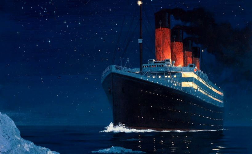 ships ship transportation Liner cruise liner parahod ship Titanic wallpaper