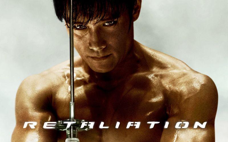 G-I JOE RETALIATION action adventure sci-fi wallpaper